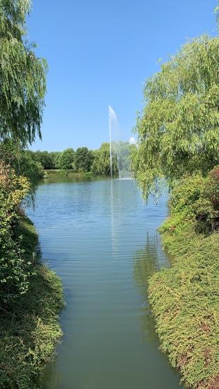Fontana del Parco della Trucca